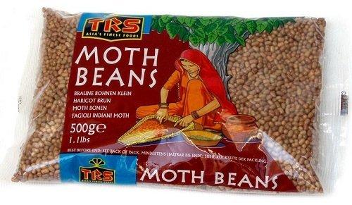 TRS Mattenbohnen (Moth Beans) - 500g*