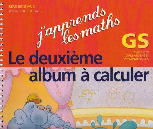 Le deuxième album à calculer
