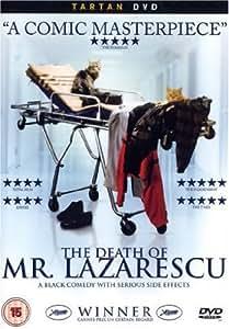 The Death Of Mr Lazarescu [2005] [DVD]