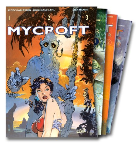 MYCROFT INQUISITOR COFFRET 3 VOLUMES : UNE FRAGANCE DE CADAVRE. LA BETE D'ECUME. NEIGES SANGLANTES