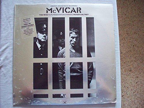 45vinylrecord McVicar LP (12'/33 rpm)