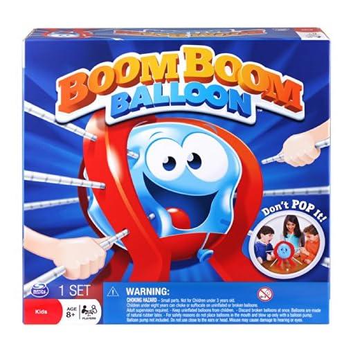 Boom-Boom-balloonp Spin Master 6021932 Boom Ballon Spiel -