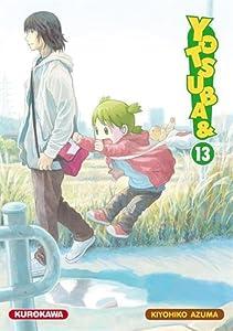 """Afficher """"Yotsuba & ! n° 13<br /> Yotsuba & - T.13"""""""