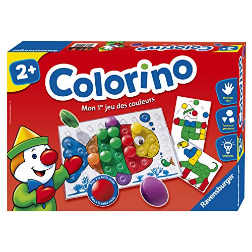 Ravensburger- Jeu Educatif- Colo...