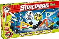 Supermag maxi è il gioco di costruzioni magnetico per eccellenza, composto da barrette magnetiche e sfere d'acciaio, ideato e commercializzato dalla azienda Italiana Plastwood, la prima al mondo ad aver introdotto nel mercato del giocattolo le barret...