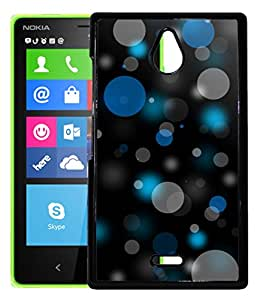 FCS Printed 2D Designer Hard Back Case For Nokia X2
