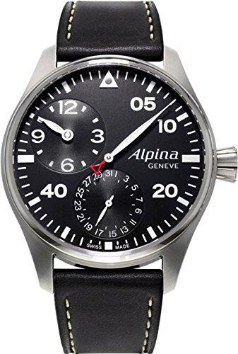 Alpina Geneve Startimer Manufacture AL-950B4S6 Reloj Automático para hombres Reloj Regulador