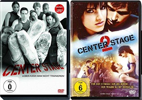 Center Stage - 1+2 im Set - Deutsche Originalware [2 DVDs]