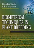 Biometrical Techniques In Plant Breeding 5th Edition