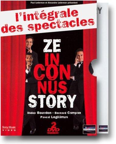 Bild von Ze Inconnus Story : L'Integrale des spectacles - Coffret 2 DVD [FR Import]