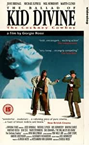 The Ballad Of Kid Divine: The Cockney Cowboy [VHS]