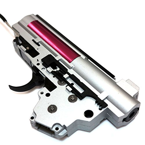 Airsoft Softair Ersatzteile Army Force 8mm komplette QD-Transformation AK-Serie V3 Gearbox Getriebe Version 3 Front Line -