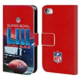 Officiel NFL Stade De Mercedes-Benz Atlanta 2 2019 Super Bowl LIII Étui Coque De...
