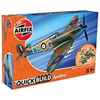 Airfix J6000 Quick Build Spitfire Aircraft Model Kit