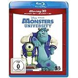 Die Monster Uni  (+ BR) [3D Blu-ray]