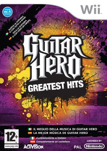 Guitar Hero Greatest Hits [Importación italiana]