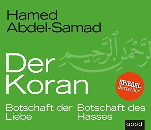 Buchseite und Rezensionen zu 'Der Koran' von Hamed Abdel-Samad