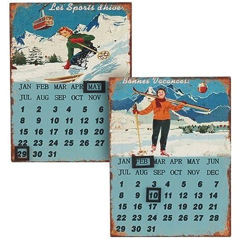 Calendario da parete SCI (1 unità a