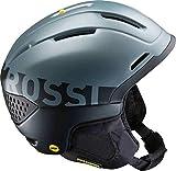 Rossignol Herren 's Progress EPP mipps Ski Helm M/L grau