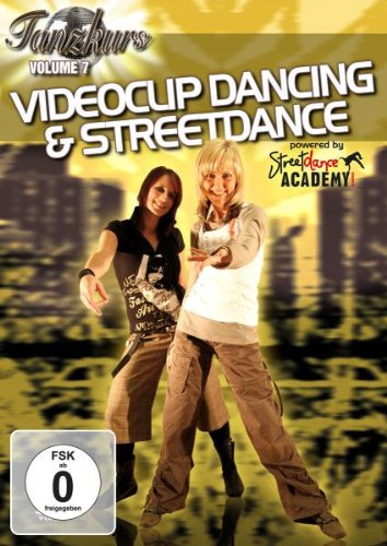 Tanzkurs Vol.07 - Videoclip Dancing & Streetdance - Dvd Disco-dancing