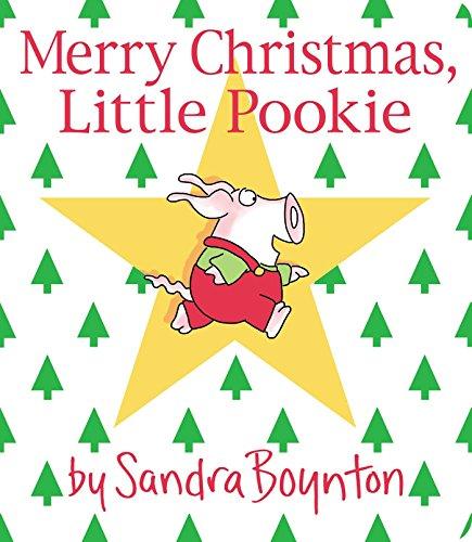 Merry Christmas, Little Pookie (Sandra Boynton Board Books) por Sandra Boynton