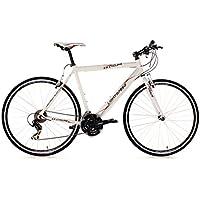 KS Cycling Unisex Fitnessbike Alu Lightspeed Rh 54 cm Fahrrad