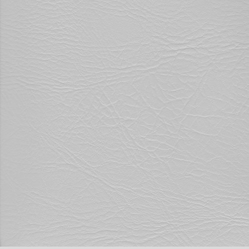 Kunstleder/Vinyl-Stoff, feuerhemmend, Polster-Material, Breite 137,2cm, Weiß, Meterware -