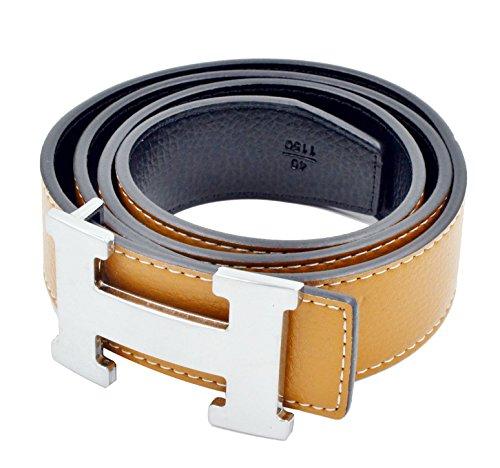 maglammaglam-cinturon-para-hombre-silver-buckle-brown