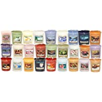 Yankee Candle - 5 x Mixed Fragrance Samplers / Votives