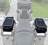 Alu-Koffer erweiterbare Taschen für BMW R1200GS/Adv. '04-'12