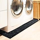 Dalle anti vibration etm® pour machine à laver / sèche linge | épaisseur 2cm | attenue les vibrations - évite dérapage | isolant accoustique - 60x60cm