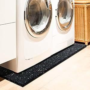 dalle anti vibration etm pour machine laver s che linge paisseur 2cm attenue les. Black Bedroom Furniture Sets. Home Design Ideas
