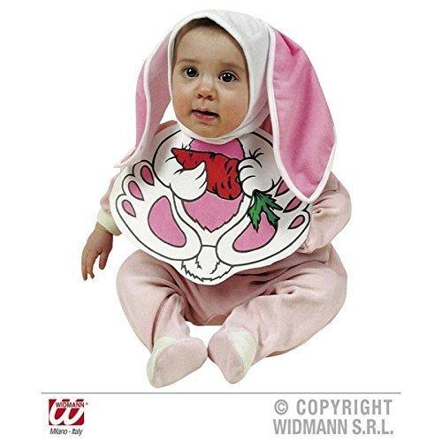 ütze und Schlappohren als Häschen / Hase für Kleinkinder / Kinderkostüm / Osterkostüm / Ostern / Hasenkostüm (Baby-rosa-häschen-kostüm)
