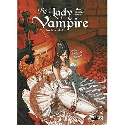 My Lady vampire T02