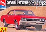 AMT ERTL 66 OLDS 442 W30 MODEL CAR KIT 1...