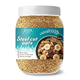 #6: Jiwa Steel Cut Oats 1.5kg, Pack of 2