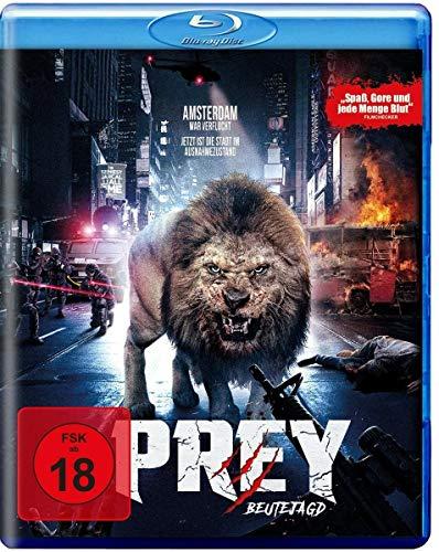 Prey - Beutejagd (Uncut) [Blu-ray]