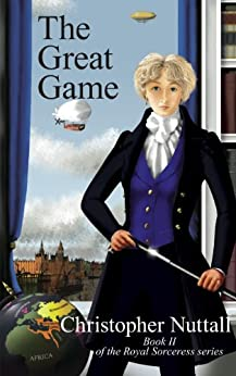 the-great-game-royal-sorceress-book-2-english-edition