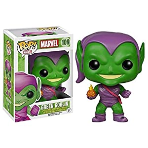 Funko Pop Duende Verde (Marvel 109) Funko Pop Marvel