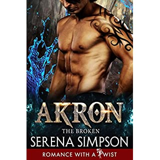 Akron (The Broken Book 4)