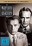 Locandina Marlon Brando/Richard Burton - Schwergewichte der Filmgeschichte