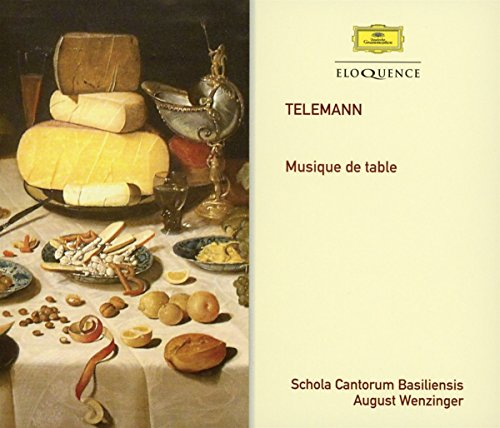 Preisvergleich Produktbild Musique de Table