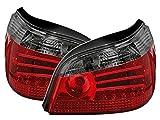 Eagle Eyes LED Rückleuchten Set in Klarglas Rot - Smoke