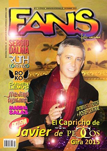 Revista FANS 2: 15/12/2014 - ISSN 2385-488X por GrupMTM Comunicación