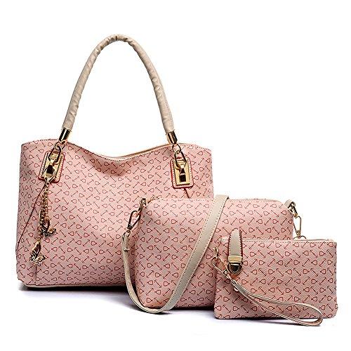 Oderola, Borsa a zainetto donna rosa Pink Pink