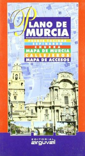 Plano de Murcia (PLANOS Y GUÍAS CALLEJEROS) por Arguval