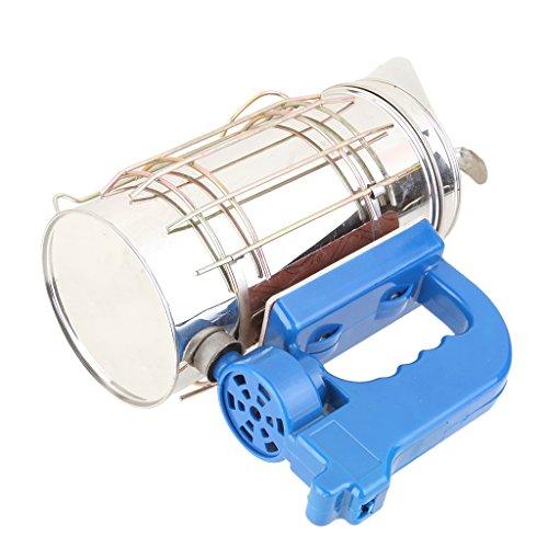 Smoker (Imkerei) Elektrischer Edelstahl Werkzeug Bienenzucht Zubehör