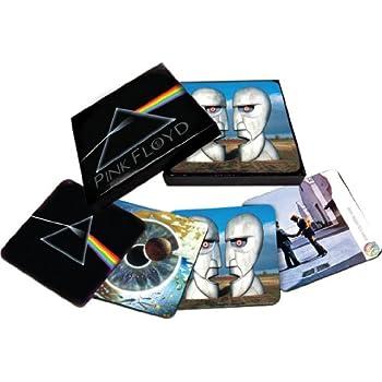 Set of 4 Pink Floyd Coasters