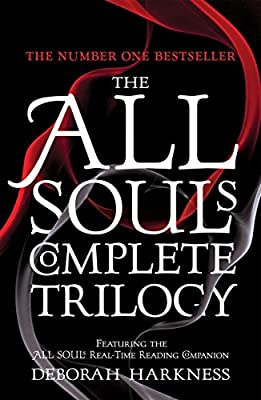 The All Souls Complete Trilogy: A Discovery of Witches is only the beginning of the story