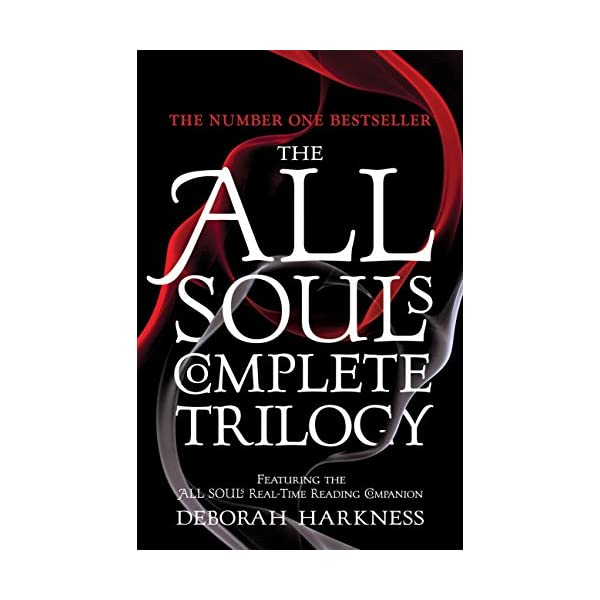 The All Souls Complete Trilogy: A Discovery of Witches is only the beginning of the story 51DHy3OwgfL